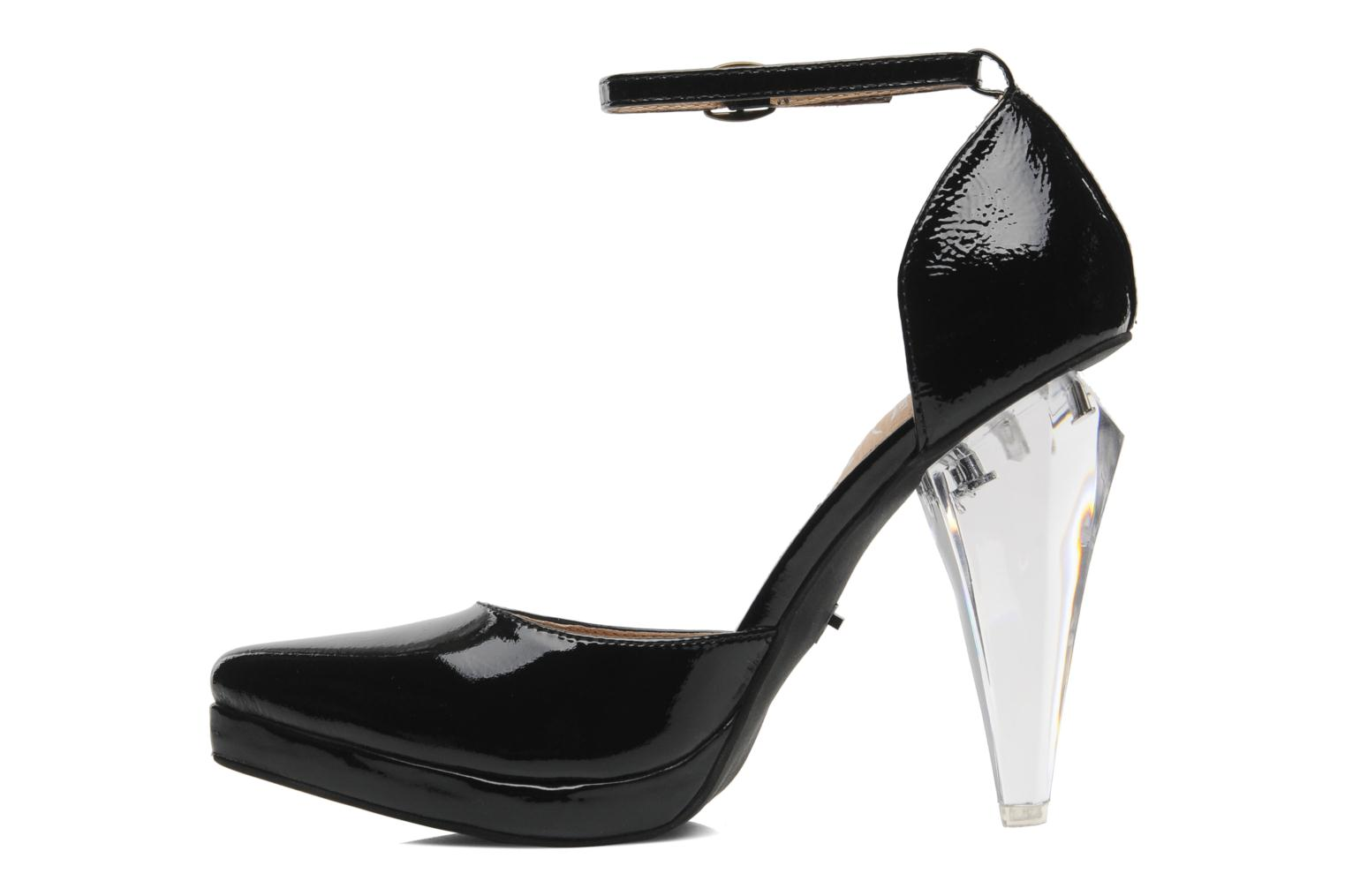 Pumps Jeffrey Campbell Sterling Zwart voorkant